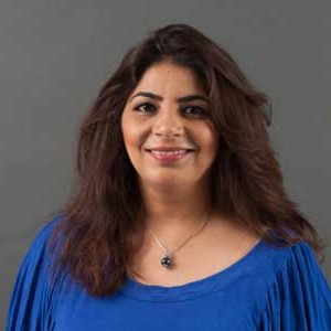 Staff profile picture for: Adeela Shafi