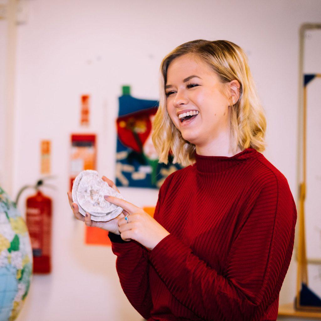 Primary Education student - Freya Hancock