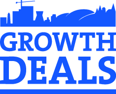 Logo for Government funded Growth Deals