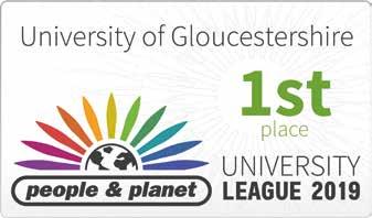 Logo for University League 2019 1st Place
