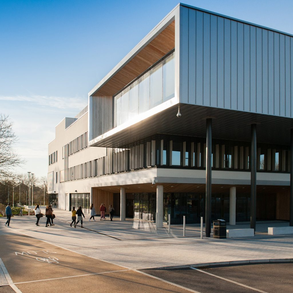 The Business School at Oxstalls campus