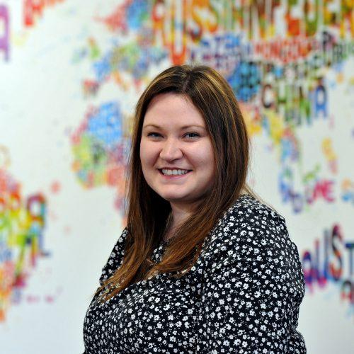 Staff profile picture for: Rebecca Smith