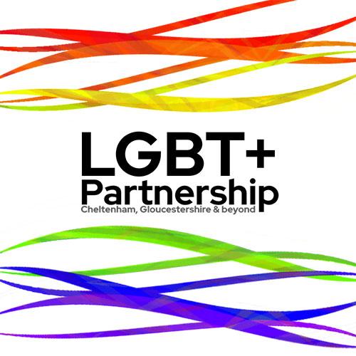 LGBT+ Partnership logo
