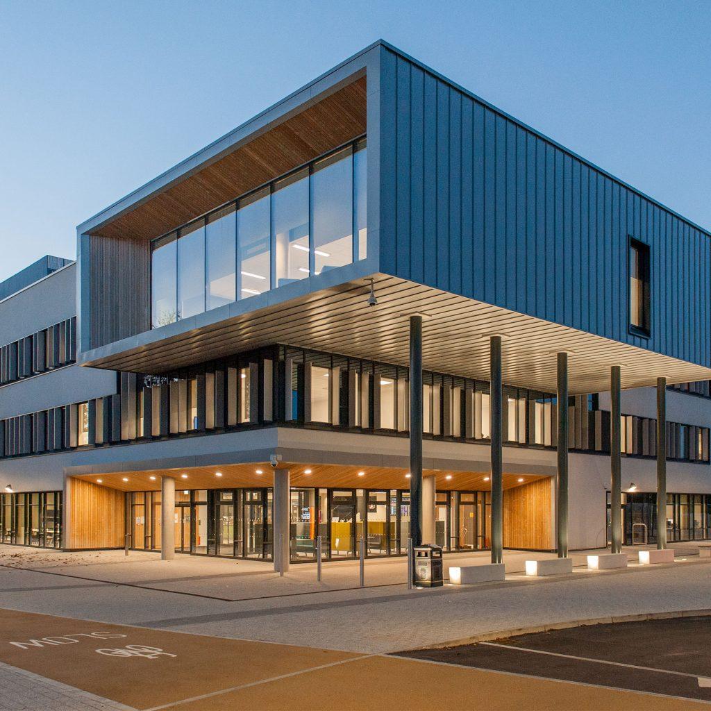 Oxstalls Business School