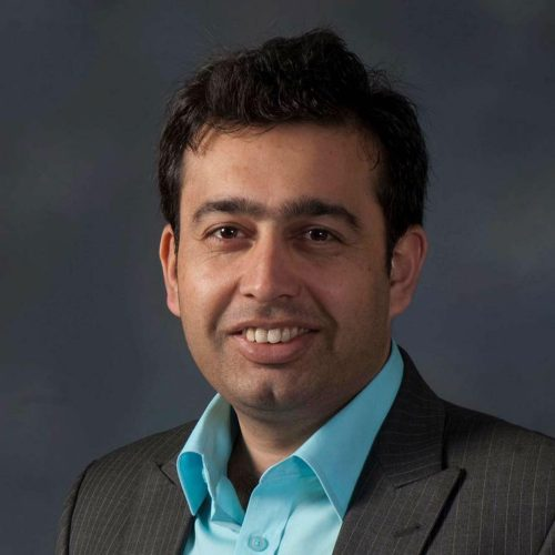 Staff profile picture for: Wajid Ali