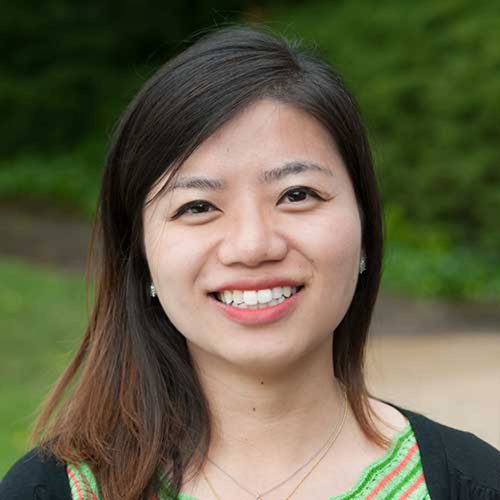 Staff profile picture for: Chloe Gong