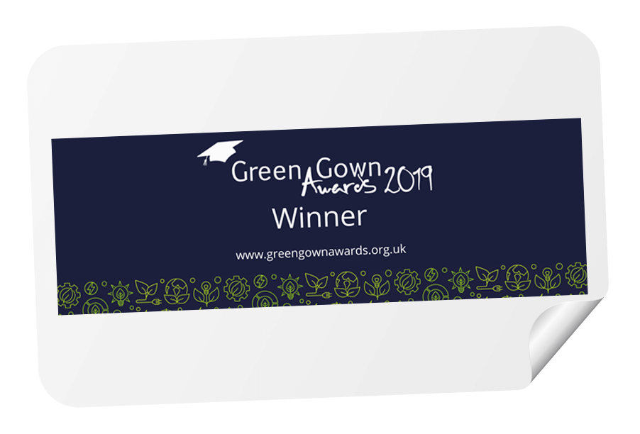 Green Gown Awards 2019 Winner