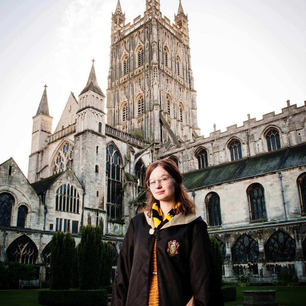Student Harry Potter