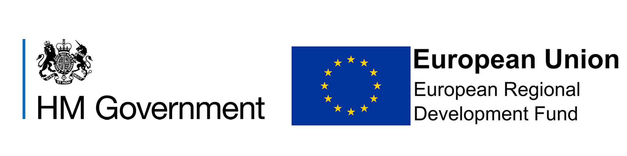Gov ERDF Logo