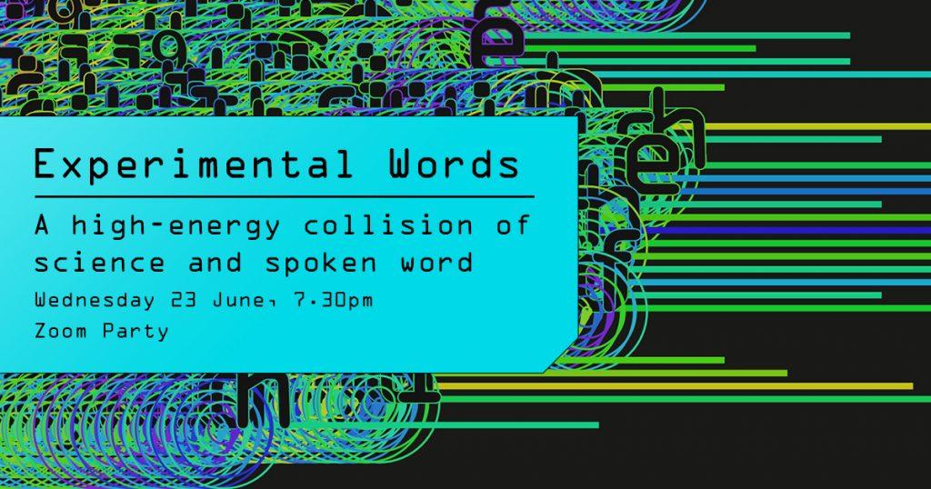 Experimental Words Album Launch